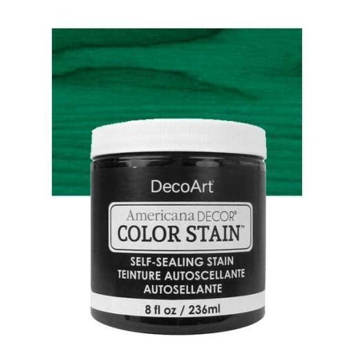 AMERICANA DECOR COLOR STAIN ®  REF.:  ADCS  14 JADE OSCURO 236 ML
