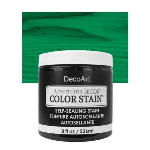 AMERICANA DECOR COLOR STAIN ®  REF.:  ADCS  11 VERDE KELLY  236 ML