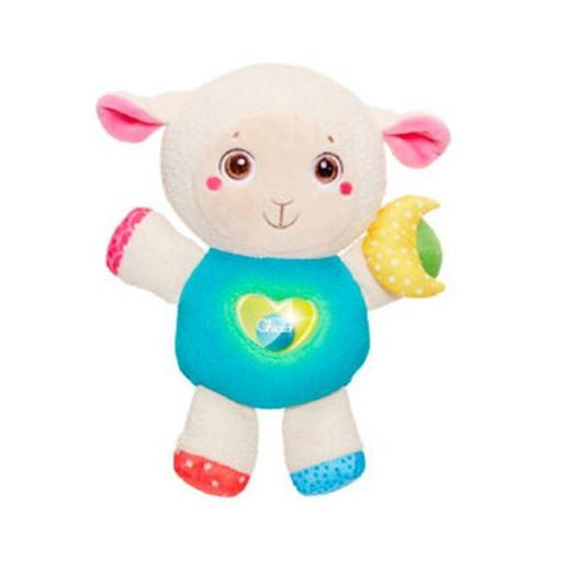 CHICCO LILY PROYECTOR  LUCES Y MELODIAS