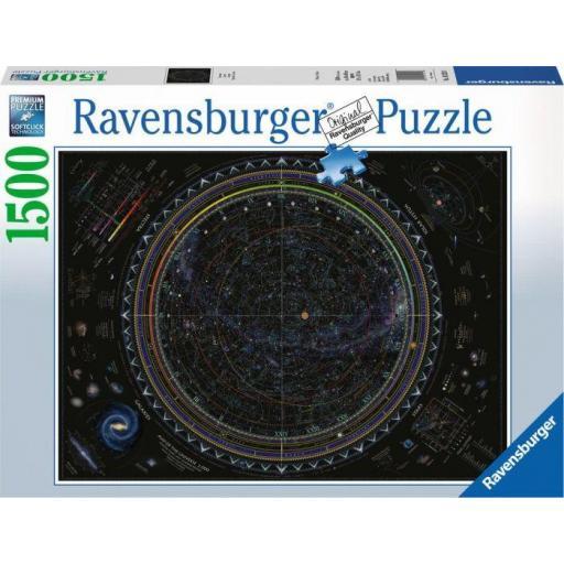 RAVENSBURGER REF 162130 UNIVERSO   1500 PIEZAS