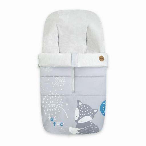 TUC TCUC SACO INVIERNO HEADY 2.0 LITTLE FOREST GRIS  REF: 12051786