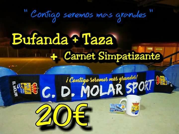 Carnet simpatizante Premium 20 €