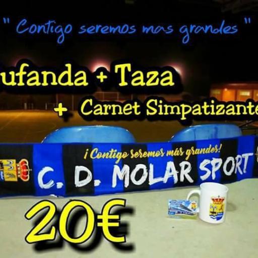 Carnet simpatizante Premium 20 €  [0]