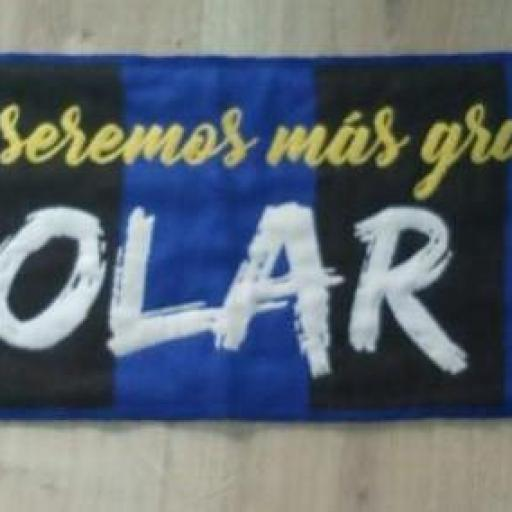 BUFANDA DE MOLAR SPORT [3]