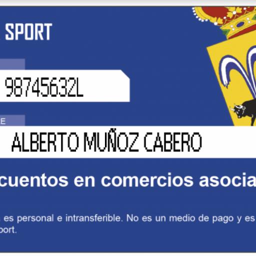 Carnet simpatizante Platino 10 €  [2]