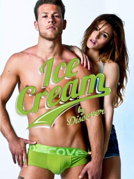 ICE CREAM - LIME [2]