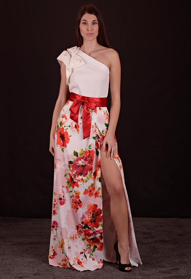 Falda  de fiesta. Modelo Atenea