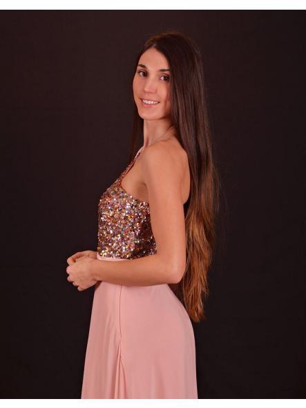 Vestido de fiesta largo. Modelo Candice . [1]