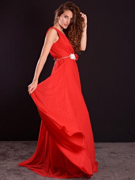 Vestido de fiesta largo. Modelo Roma [1]