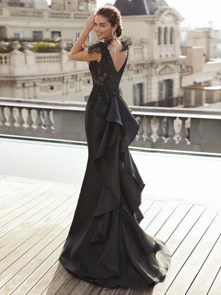 Vestido de fiesta largo. Modelo Grace. [1]
