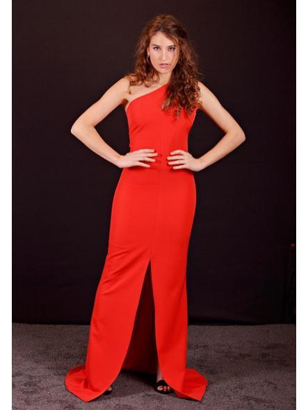 Vestido de fiesta largo. Modelo Alba. [1]