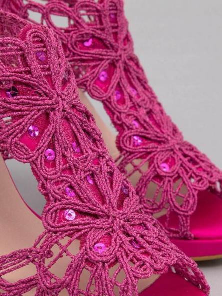 Sandalia de fiesta. Modelo lovers. [1]