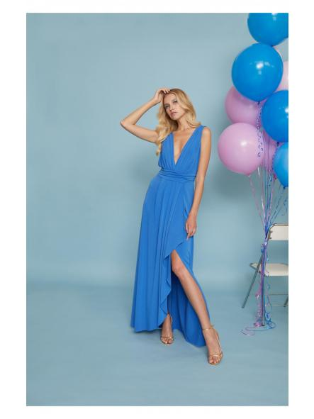 Vestido de fiesta largo. Modelo Giovanna. [1]