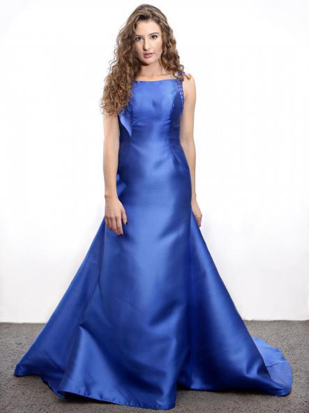 Vestido de fiesta largo. Elegante y sofisticado. Modelo Isa. [1]