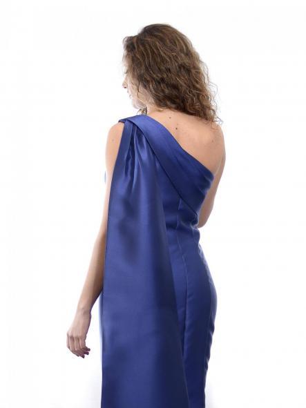 Vestido de fiesta largo. Modelo Costura. [2]