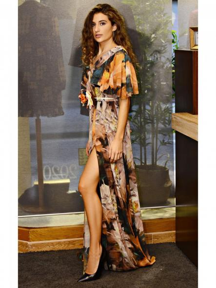 Vestido de fiesta largo.Modelo Hedy. [1]