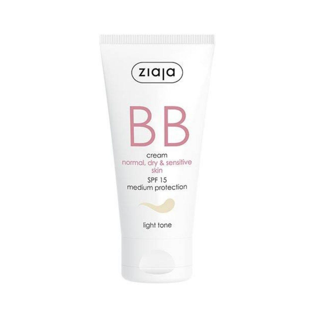 BB Cream Piel Normal SPF15 Tono Claro