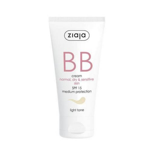 BB Cream Piel Normal SPF15 Tono Claro