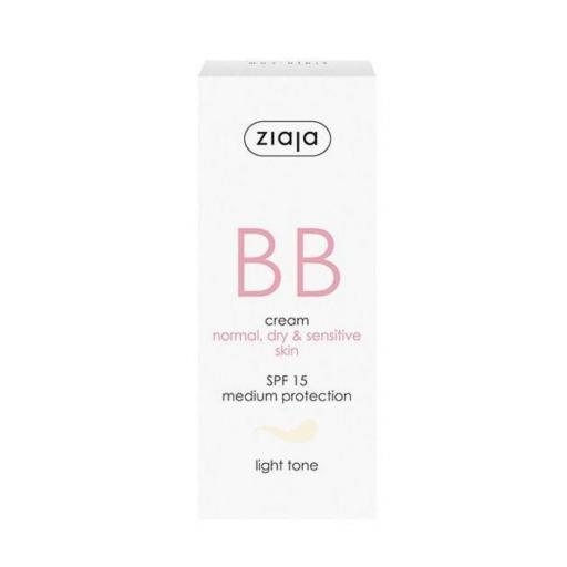 BB Cream Piel Normal SPF15 Tono Claro [1]