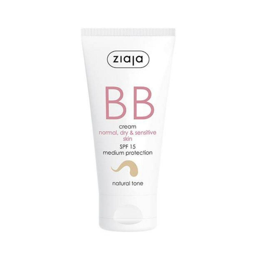 BB Cream Piel Normal SPF15 Tono Natural