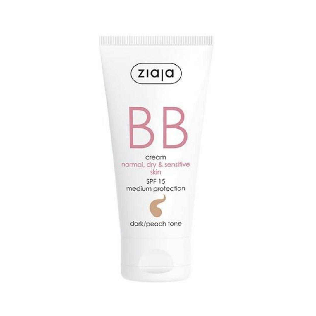 BB Cream Piel Normal SPF15 Tono Oscuro