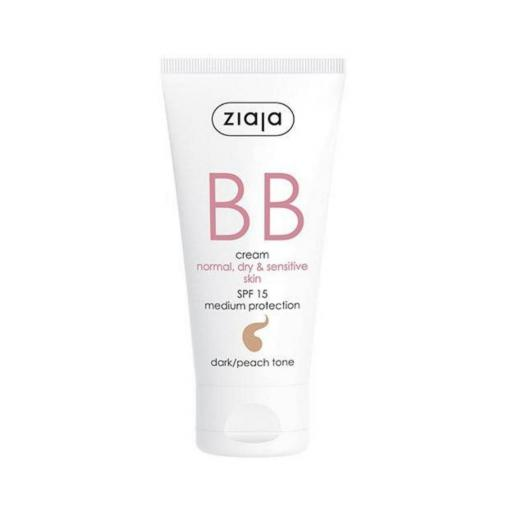 BB Cream Piel Normal SPF15 Tono Oscuro