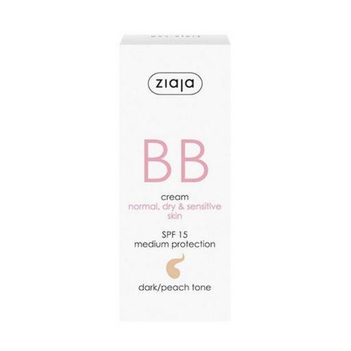 BB Cream Piel Normal SPF15 Tono Oscuro [1]
