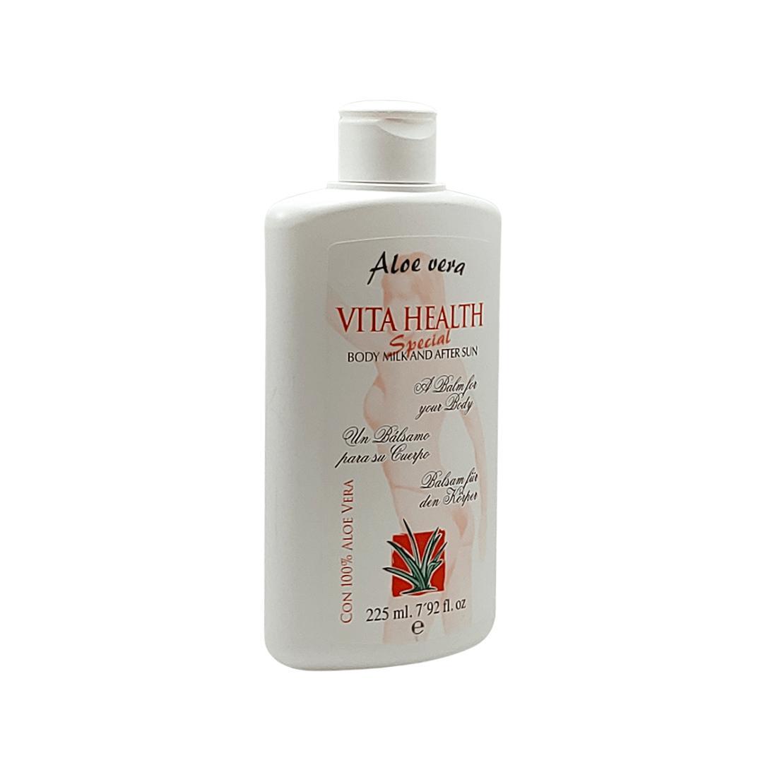 Body Milk After Sun Aloe Vera