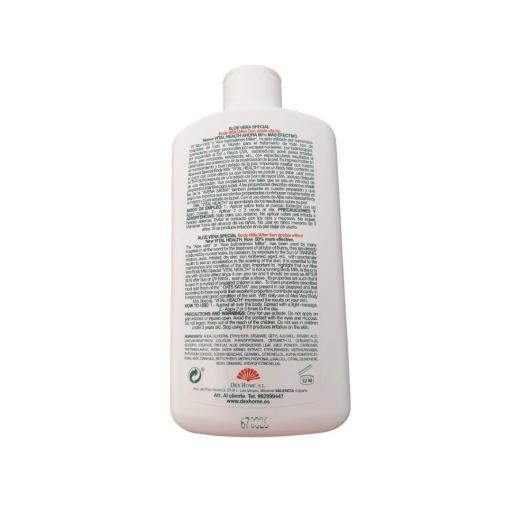 Body Milk After Sun Aloe Vera [1]