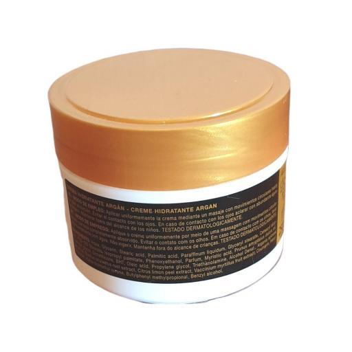 DERLUX - Crema hidratante facial y corporal de ARGAN [2]