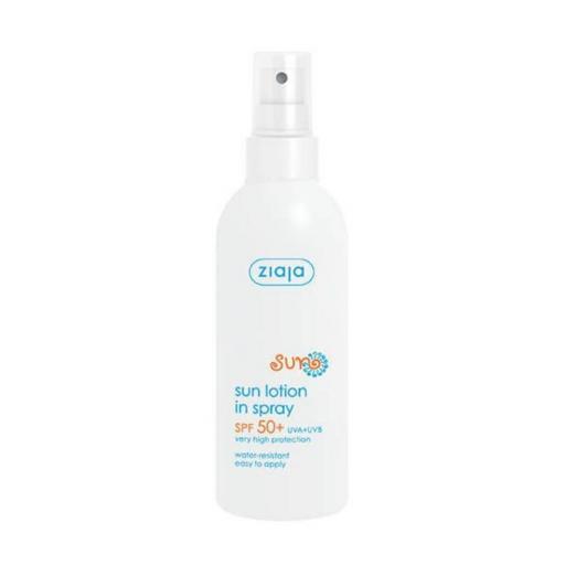 Protector Solar en Spray SPF50