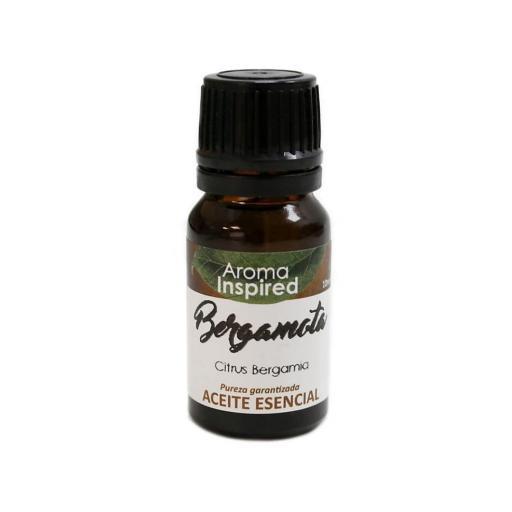 Aceite Esencial Bergamota 10ml