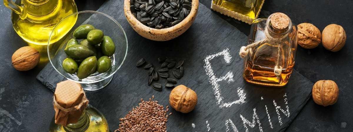 La Vitamina E en la Cosmética Natural