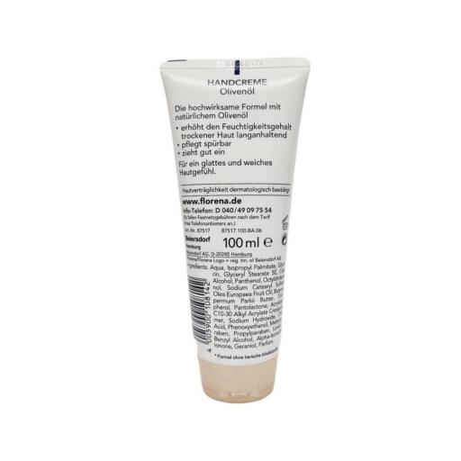 Crema de Manos con Aceite de Oliva – 100ml [1]