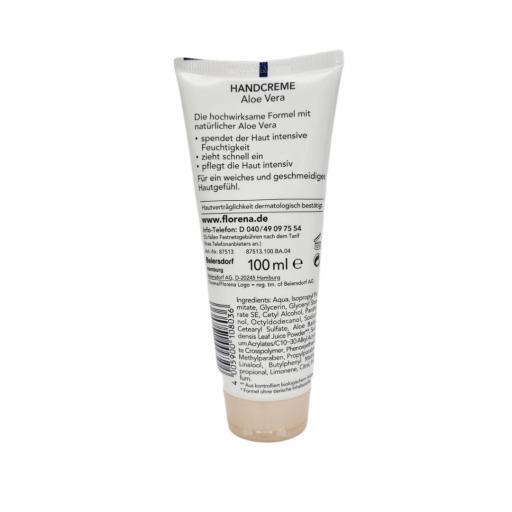 Crema de Manos con Aloe Vera – 100ml [1]