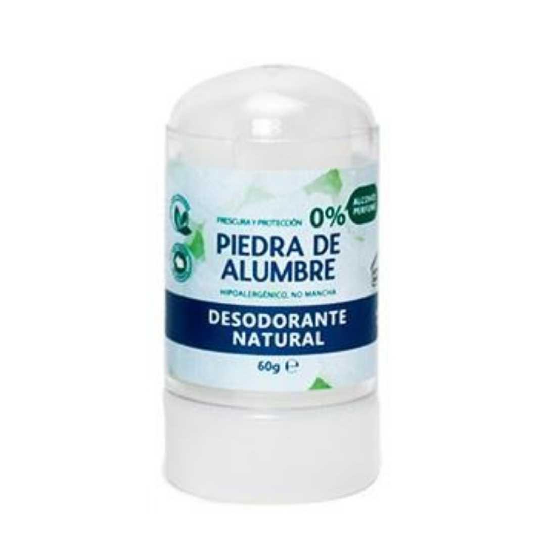 Desodorante Piedra de Alumbre – 60g