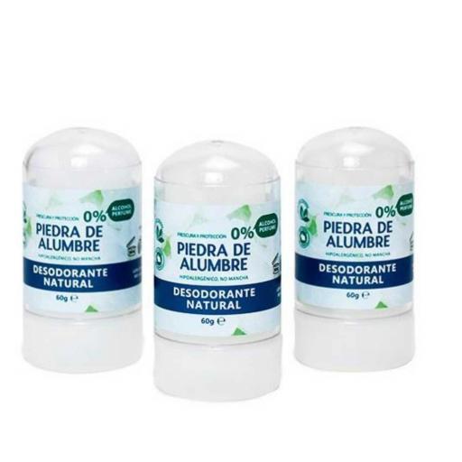 Desodorante Piedra de Alumbre – 60g [1]