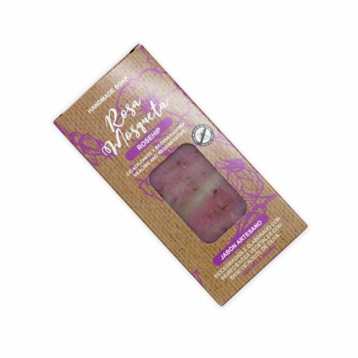 Jabón en Pastilla Rosa Mosqueta [1]