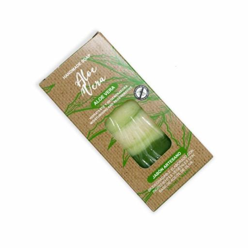Jabón en Pastilla Aloe Vera [1]