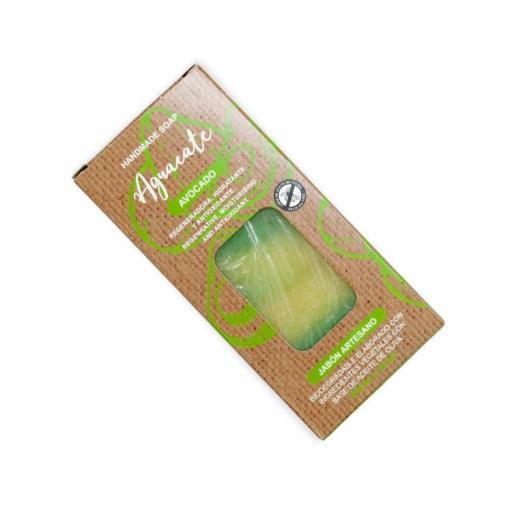 Jabón en Pastilla Aguacate [1]