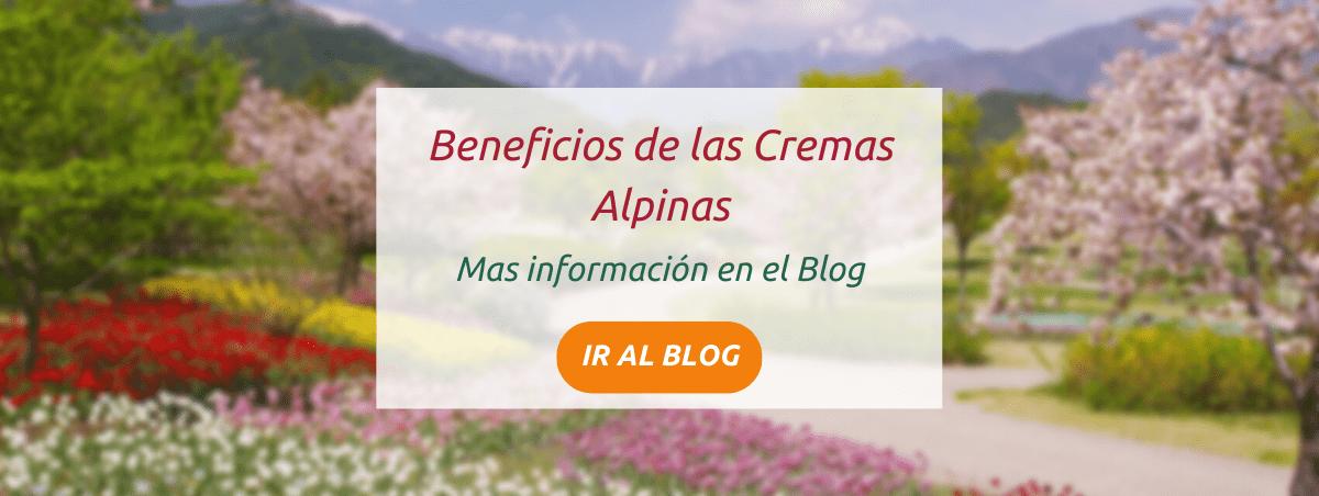 Alpes hierbas emulsión beneficios