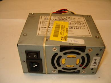 CHANNEL WELL POWER SUPPLY 200W  CWT-200MDP