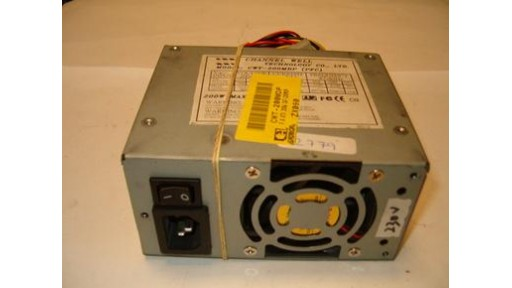 CHANNEL WELL POWER SUPPLY 200W  CWT-200MDP [0]