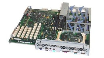 HP LC2000 SYSTEM BOARD DUAL D8520-68002