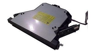 HP LASER SCANNER ASSEMBLY P4014  RM1-5465