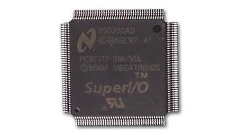 PC97317ICK-VUL TEXAS INSTRUMENTS IO CONTROLLER INTERFACE