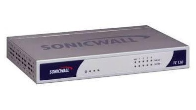 SONICWALL TZ150 FIREWALL NETWORK SECURITY
