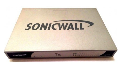 SONICWALL TZ190 FIREWALL NETWORK SECURITY ROUTER [0]