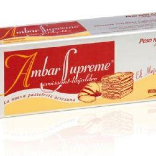 Ambar Suprem Croissant / Hojaldre [1]