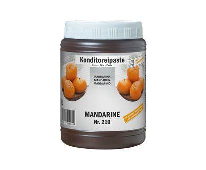 Aromapaste de Mandarina